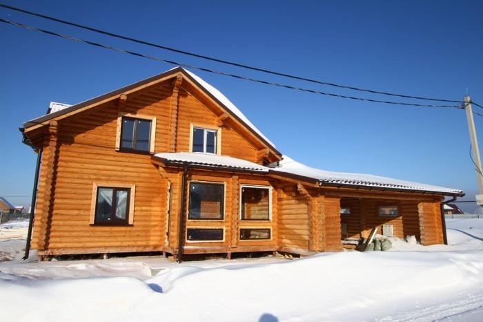 Двухэтажный дом с гаражом и баней новосибирец купил за 10 биткоинов