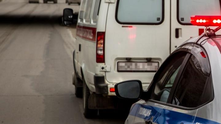 Водитель «Оки» погиб в жёстком столкновении с грузовиком на трассе под Новосибирском