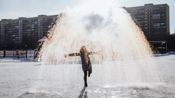 Середина февраля в Тюмени будет теплой: погода на выходные