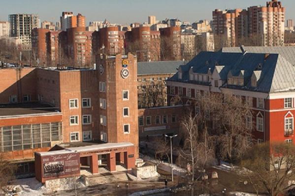 ПГНИУ — единственный пермский вуз, вошедший в рейтинг