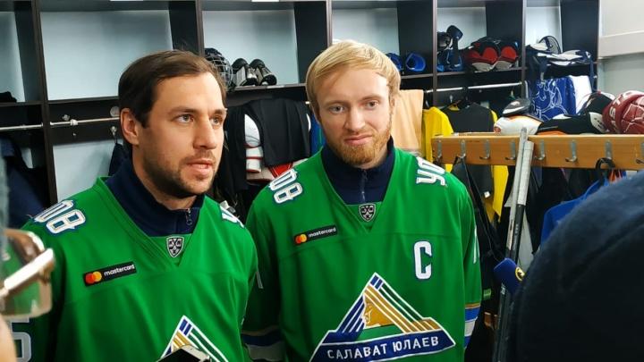 390 тысяч своими силами: уфимские хоккеисты «скинулись» на ремонт холодильника