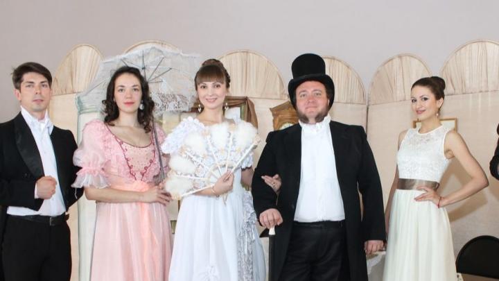 «Поссорим Онегина с Ленским»: волгоградцев приглашают на Пушкинский бал в Горьковку