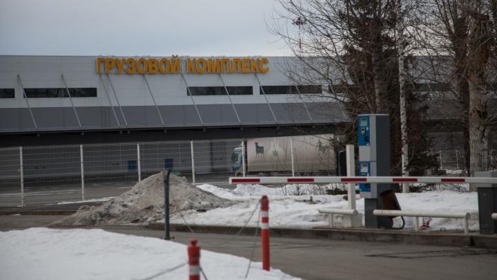 """""""Почта России"""" попросила дать ей больше места в Кольцово под посылки из Китая"""