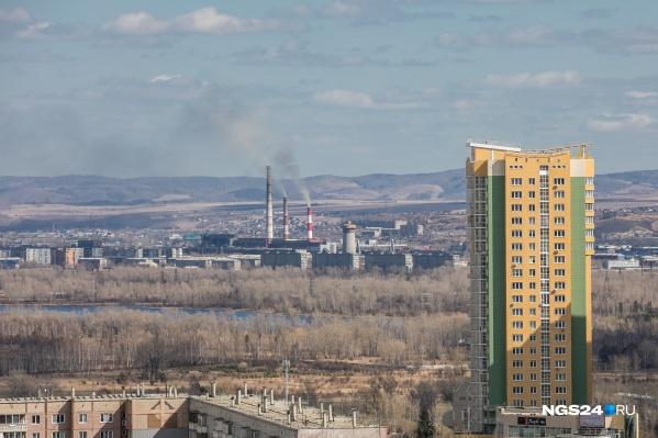 На красноярских ТЭЦ началась подача тепла