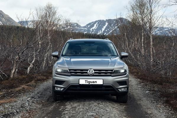За многие годы «немец» стал уже своим на российских дорогах и бездорожье
