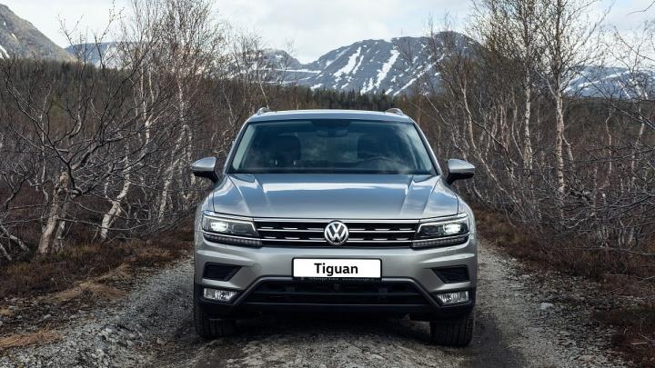 Volkswagen Tiguan: вчера, сегодня, завтра