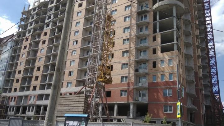 В Самаре достроят восемь домов для обманутых дольщиков