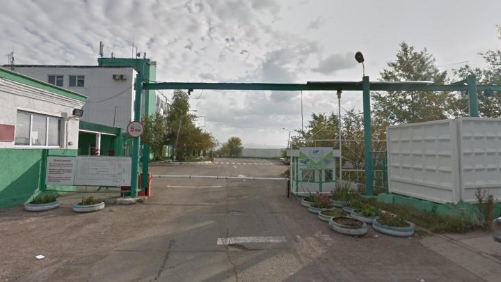 Гаражи муниципального перевозчика и огромный участок земли продается под офисы