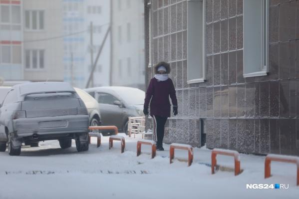 Многие водители отказались от машин на время холодов