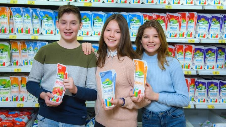 Сибирское молоко европейского качества полюбили более чем в 20 регионах России
