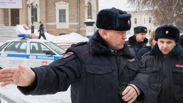 Новый год в оцеплении: в Зауралье в праздники за порядком будут следить более 1000 полицейских