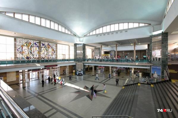 Для удобства пассажиров на железнодорожном вокзале сделают больше мест для отдыха