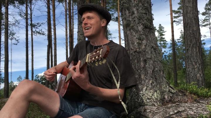 «В этом месте у Двины я был в эйфории»: немецкий музыкант записал клип, посвящённый Архангельску
