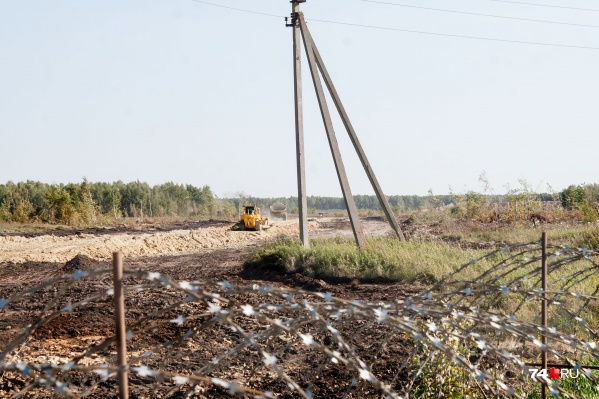 ЧП произошло на территории стройки горно-обогатительного комбината в Томино