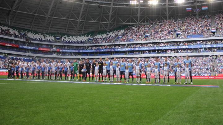 Стали известны первые соперники футболистов «КС» на сборах-2020