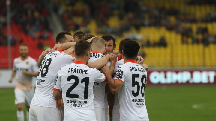 Во второй раз в истории ФК «Урал» пробился в финал Кубка России