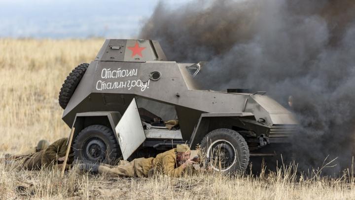 Бомбы взрываются 77 лет подряд: Мамаев курган переходит на военное положение