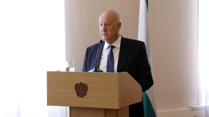 Виктор Сухнев рассказал о графике губернатора Зауралья на следующую неделю после слухов об отставке