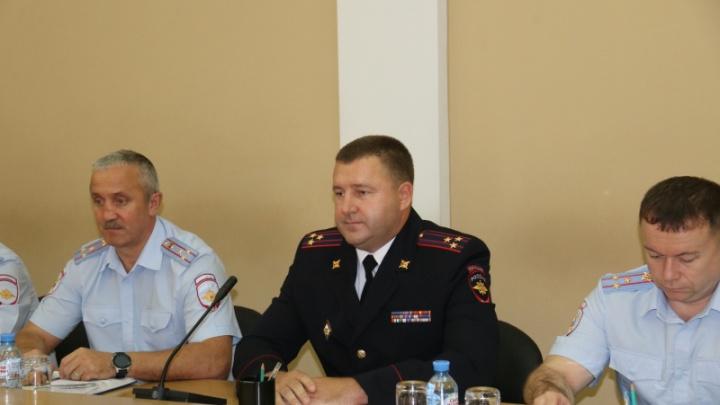 Владимир Путин назначил нового начальника полиции Новосибирской области