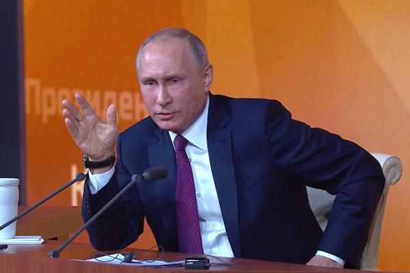 Президент ответил на 65 вопросов журналистов