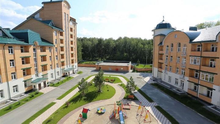 Квартира как коттедж: 94 квадрата в элитном жилом комплексе продаются за 4 300 000 рублей