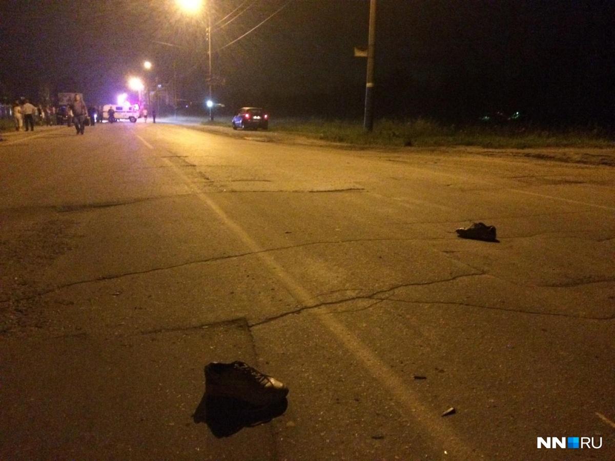 15-летняя девочка погибла в итоге наезда автомобиля вАрзамасском районе