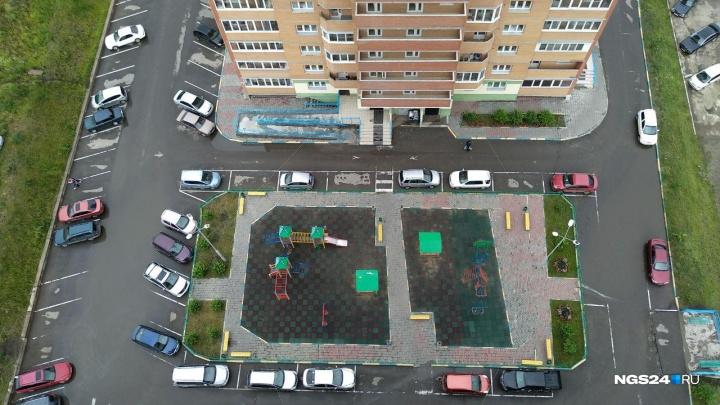 Жители «Солнечного» просят Путина разобраться с плотной застройкой домов в микрорайоне