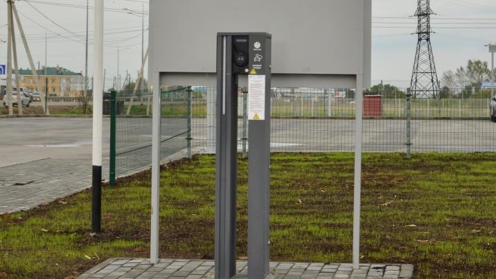«Сейчас это мировой тренд»: в Прикамье появятся две новые зарядки для электромобилей