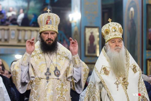 Православные Волгограда при желании могут встретиться с обоими митрополитами