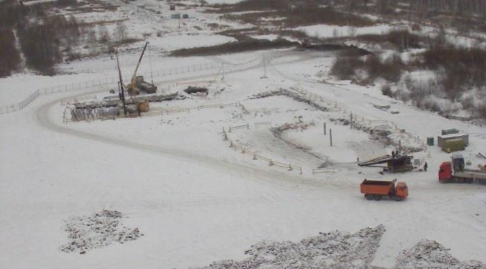 Атомные стройки: что успевают строители многоквартирников сделать за один месяц (фото)
