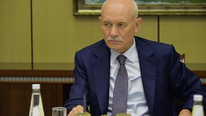 Рустэм Хамитов жестко отчитал министра экономического развития Башкирии