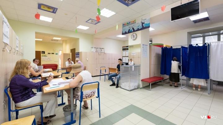 «Посторонние на участке»: общественники сообщают о нарушениях на выборах в Волгоградской области