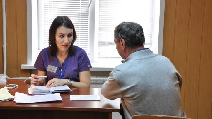 У пришедшего на консультацию в онкодиспансер мужчины заподозрили рак груди