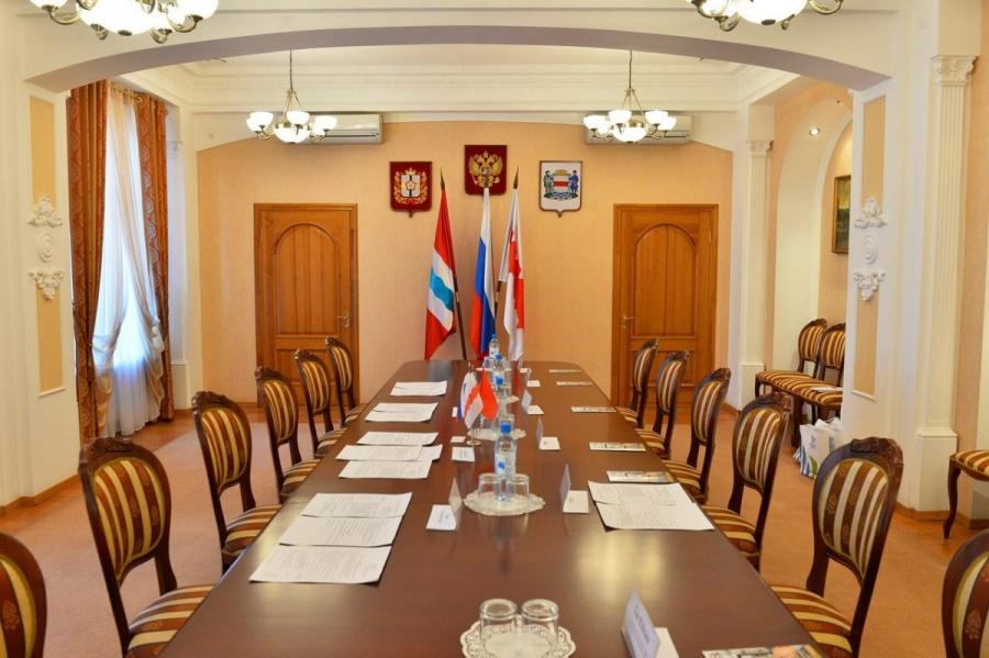 Министр экономики Омской области Оксана Фадина стала мэром Омска