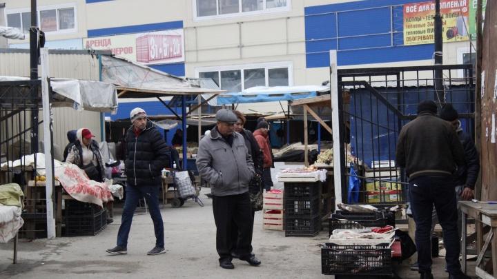 Рыбное место: бизнесмен выстрелил в голову продавцу фруктов