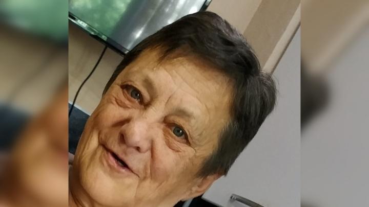 Вышла из дома и исчезла. В Тюмени ищут 66-летнюю пенсионерку, страдающую потерей памяти