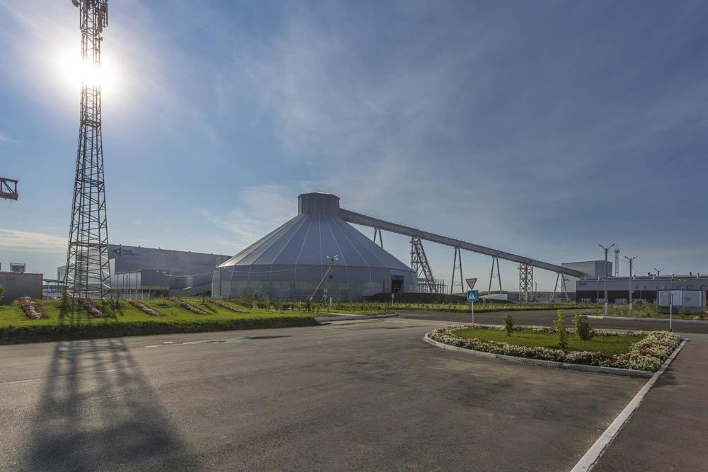 За 5 лет на Михеевском месторождении добыто более 91 миллиона тонн руды