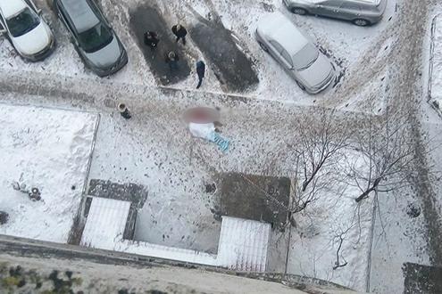 В Стерлитамаке 15-летний подросток разбился насмерть, упав с высоты