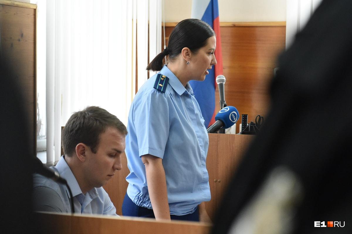 Прокурор сказала, что Васильев 12 раз за два года привлекался к административной ответственности