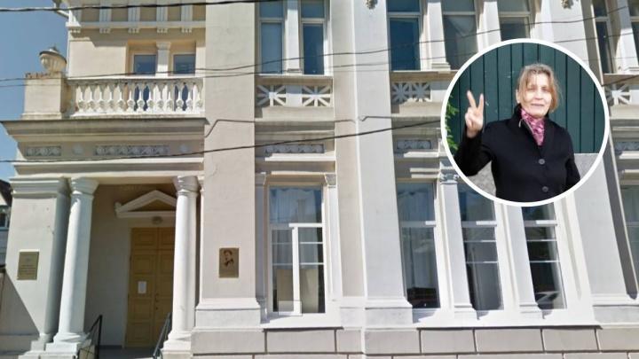 В Ростове после ДТП скончалась преподаватель училища им. Грекова Надежда Номеркова