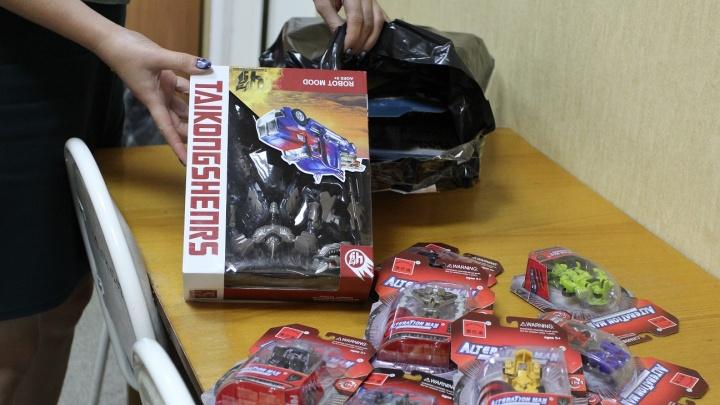 Изъять и уничтожить: в Тольятти сотрудники таможни задержали партию паленых трансформеров