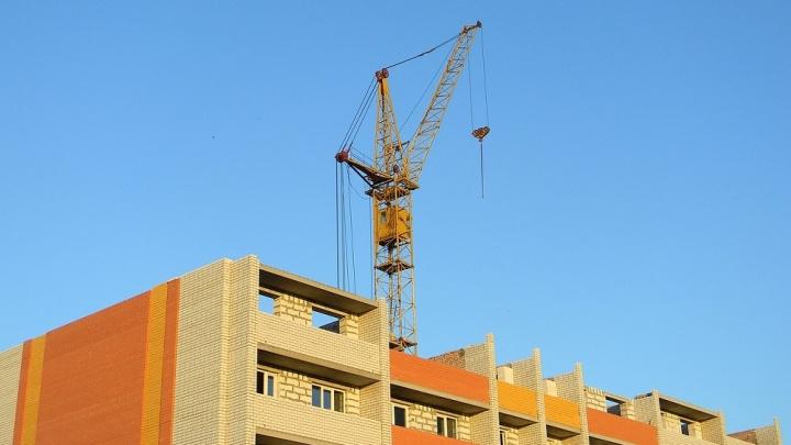 Общая площадь ввода жилья в Пермском крае за пять месяцев выросла на 3,2%