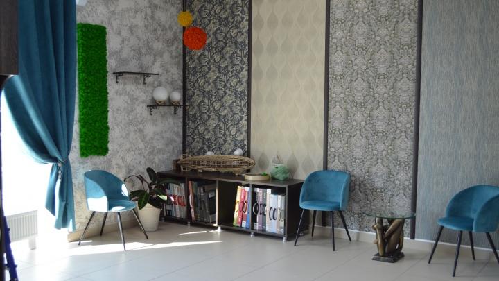 От классики до оригинальных идей: в Челябинске открыли шоурум декоративно-отделочных материалов