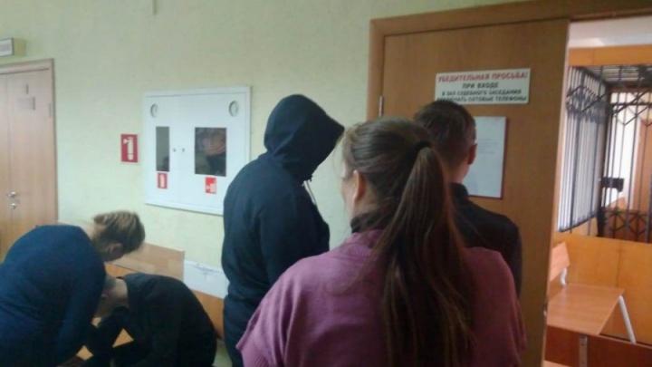 Двое подростков, убивших инвалида в Березовском, обжаловали свой приговор