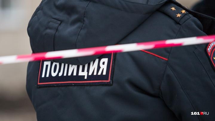 В центре Ростова пассажиры двух иномарок устроили стрельбу