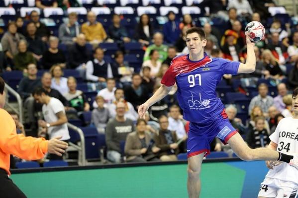 Алексей Фокин начал забивать за сборную с первого же официального матча