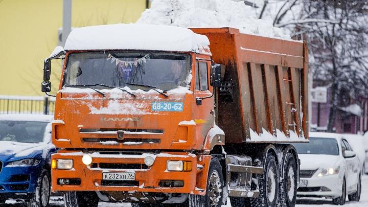 Власти Ярославля решили не смешить горожан парадом зимней коммунальной техники