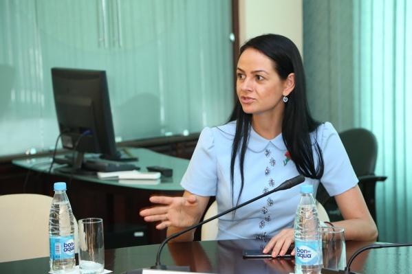 Ольга Глацких в 27 лет стала главой департамента молодёжной политики