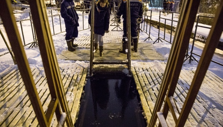 Крещенские купания в Ярославле под угрозой срыва