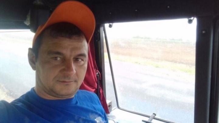 В Башкирии тракторист спас автомобиль с людьми от столкновения с колесом грузовика